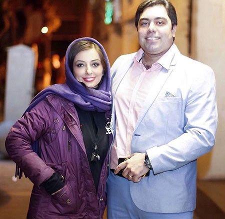 عکس های نفیسه روشن و همسرش,تصاویر نفیسه روشن و همسرش