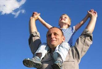 داستان پدر و پسری در کوه,داستانک,داستانهای خواندنی