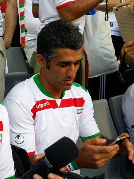 عکس هایی از بازیگران ایرانی در سفر به برزیل ۲۰۱۴