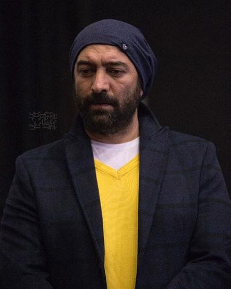 فیلمهای مجید صالحی, مجید صالحی و همسرش