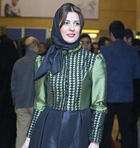 تصاویر سارا بهرامی بازیگر سریال پرده نشین