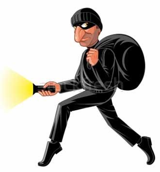داستان آموزنده دزد باورها
