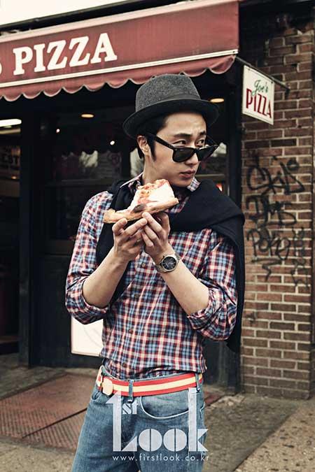 ع های جانگ ایل وو بازیگر نقش عالیجناب یانگ میونگ در افسانه خورشید و ماه