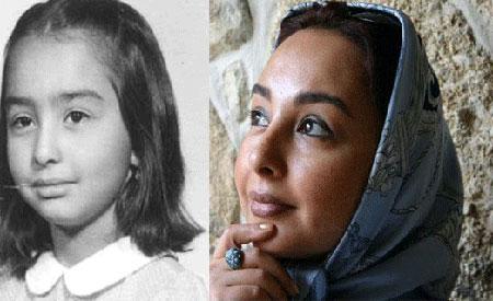 دوران کودکی بازیگران,عکس کودکی بازیگران