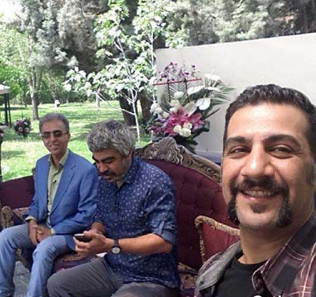 تصاویر جدید محمد نادری, بیوگرافی محمد نادری