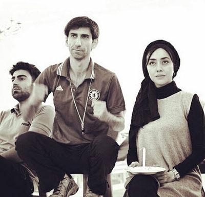 بهاره کیان افشار,بیوگرافی بهاره کیان افشار و همسرش,عکس های بهاره کیان افشار