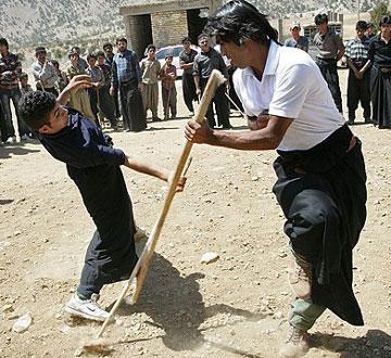 بازیهای محلی لردگان,بازیهای سنتی