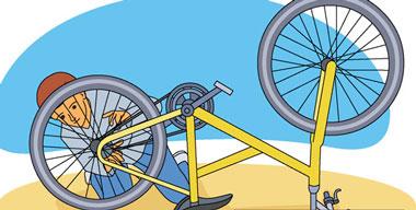 داستان کوتاه مونتاژ دوچرخه