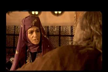 گفت وگو با «مریم بوبانی» بازیگر «مختارنامه»