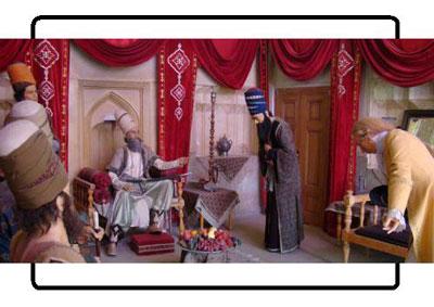 حکایت زیبا و خواندنی درویش و کریم خان