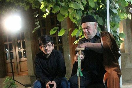 ع بازیگران سریال شعلمدار