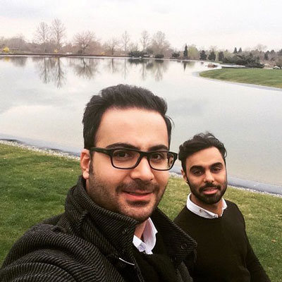 تصاویر جدید حامد تهرانی
