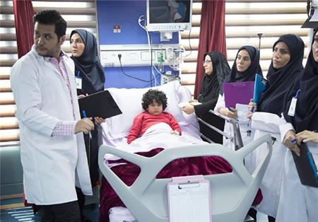 تصاویر جدید سریال پرستاران