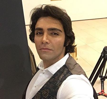 شهاب شادابی متولد ۱۳۶۳ در تهران