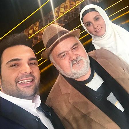 عکس های خانوادگی بازیگران (5)
