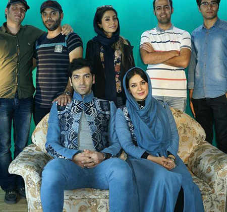 عکس بازیگران و همسرانشان