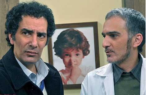 گزارش تصویری سریال «ساختمان پزشکان»