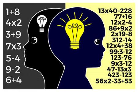 تست هوش و IQ جدید ماه(بسیار دقیق)