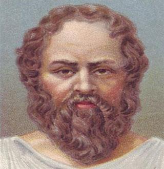 حکایت سقراط و مرد رنجیده