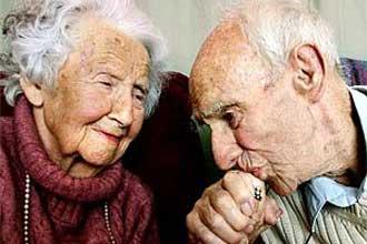 داستان زیبای پیرمرد عاشق!