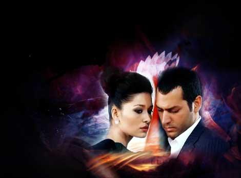 سریال عشق و جزا,عکسهای سریال عشق و جزا