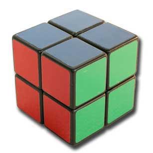 حل روبیک 2*2, مکعب روبیک 2*2, مکعب روبیک, حل مکعب روبیک
