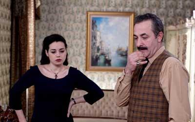 سریال عمارت سراب,عکس های سریال عمارت سراب,بازیگران سریال عمارت سراب