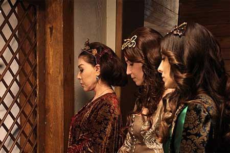 سریال حریم سلطان, تصاویر سریال حریم سلطان