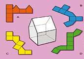 معمای تاس, معمای ریاضی, معمای ریاضی با جواب