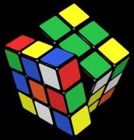 مکعب روبیک,حل مکعب روبیک,آموزش حل مکعب روبیک