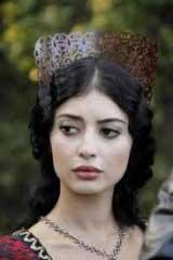 پرنسس ایزابلا, پرنسس ایزابلا در حریم سلطان