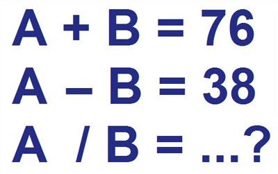 تست هوش ریاضی ,جدیدترین تست هوش ریاضی
