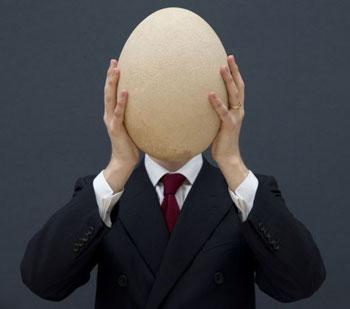معما و چیستان, معمای  تخم مرغ فروش میلیونر