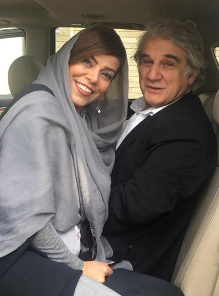 گلاب آدینه,همسر گلاب آدینه,همسر دوم مهدی هاشمی