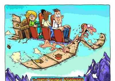 کاریکاتور روز مهندس کاریکاتور و طنز