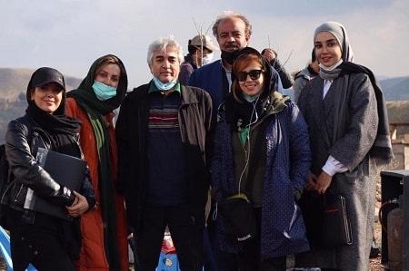 هدی استواری و همسرش, عکس های جدید هدی استواری, بیوگرافی هدی استواری