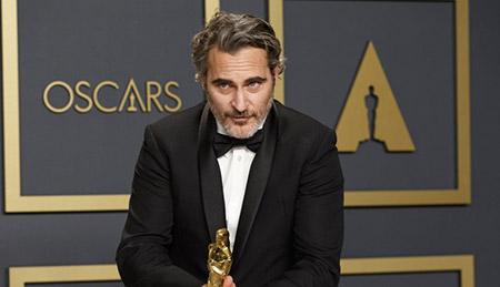 واکین فینیکس,واکین فینیکس برنده اسکار,فیلم های واکین فینیکس