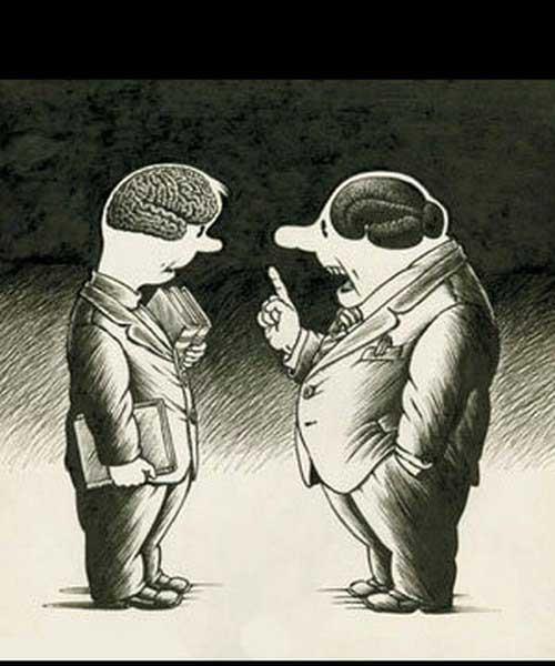 کاریکاتور های بسیار زیبا و با مفهوم