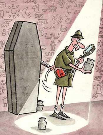 کاریکاتور,کاریکاتور های مفهومی