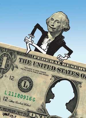کاریکاتور,کاریکاتور افزایش قیمت دلار,کاریکاتور افزایش قیمت ارز و دلار