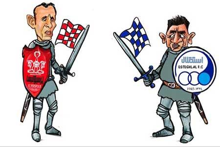 کاریکاتور های فوتبالی,کاریکاتور