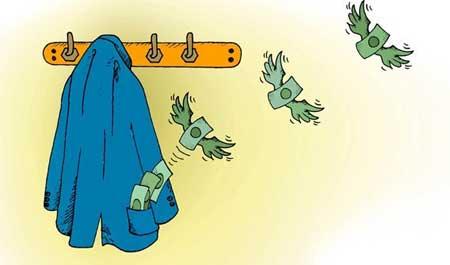کاریکاتور شب عید,کاریکاتور عید