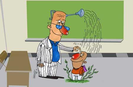 کاریکاتور روز معلم,روز معلم