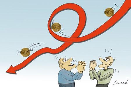 سقوط قیمت سکه,کاریکاتور سقوط قیمت سکه