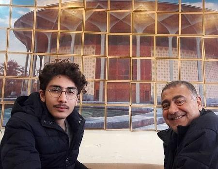 خسرو احمدی بازیگر سینما, خسرو احمدی, زندگی نامه خسرو احمدی