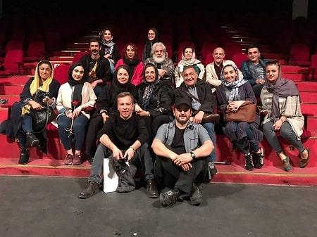 تصاویر خسرو احمدی, خسرو احمدی و همسرش, فیلم های خسرو احمدی