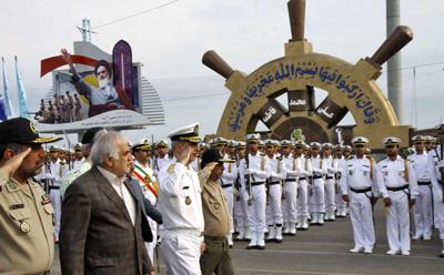 پیام تبریک روز نیروی دریایی, روز نیروی دریایی ایران