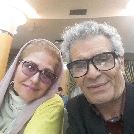 محمد شیری, محمد شیری بازیگر, محمد شیری و همسرش