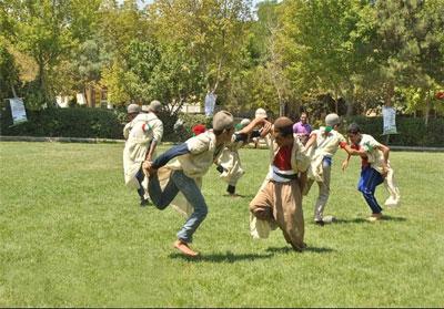 بازی قره گردم,بازی های قدیمی,بازی های محلی