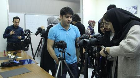 کلاس آموزش عکاسی,آموزشگاه عکاسی,دوره های عکاسی